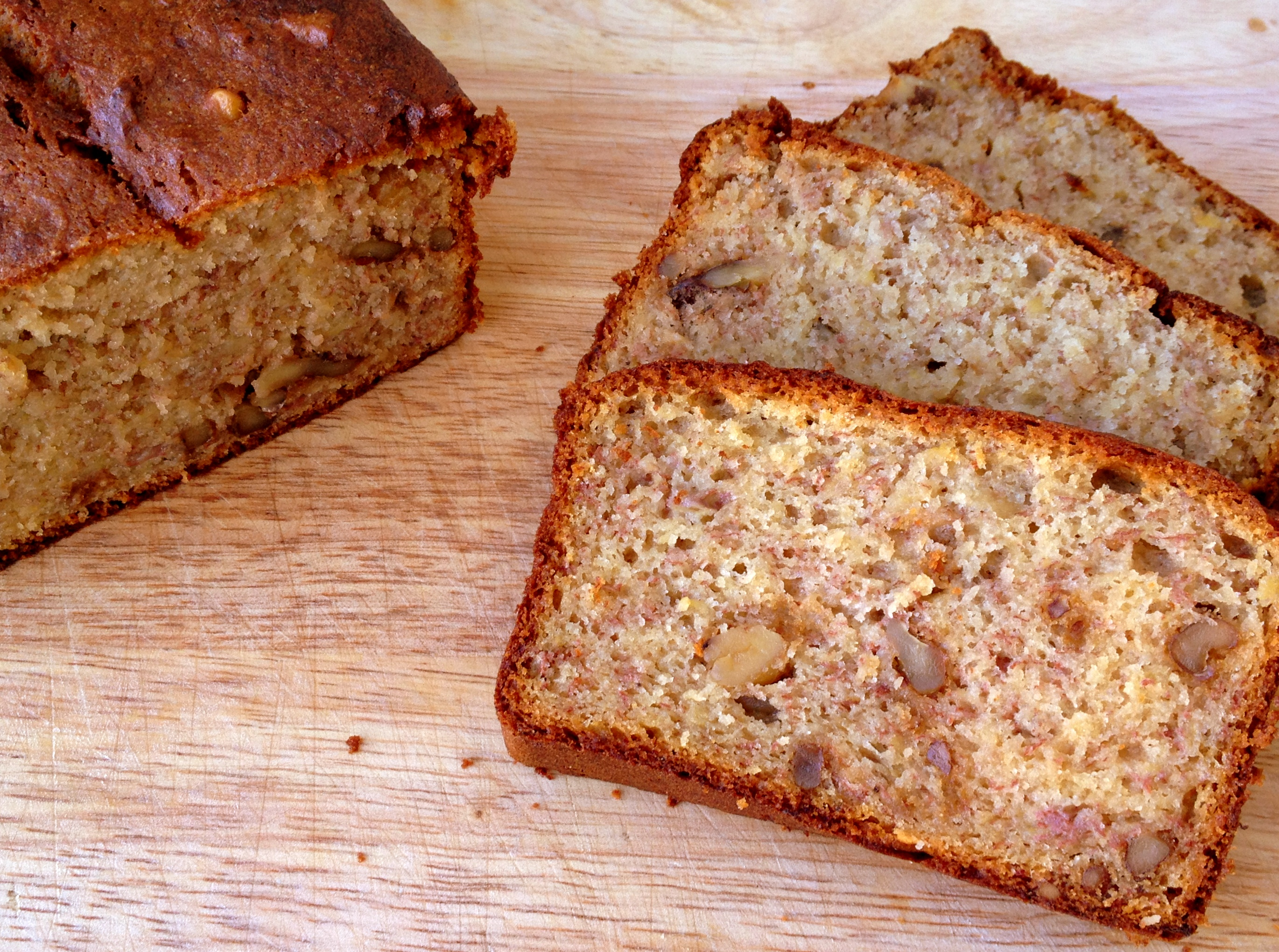 how to make banana bread without baking powder